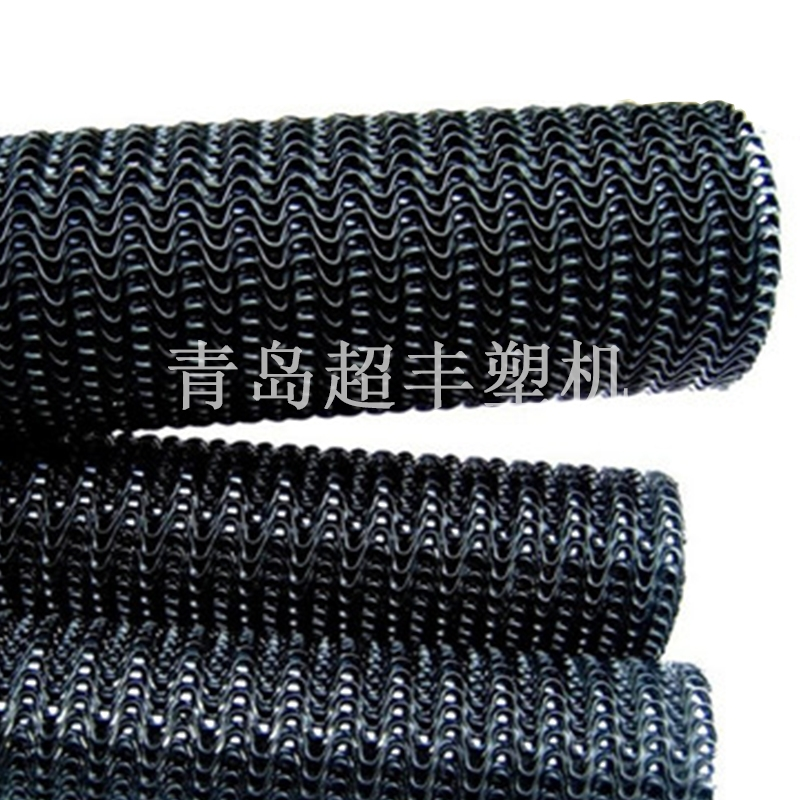 PE花管渗水管生产线