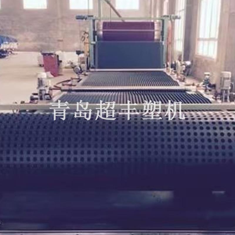 排水板材生产线
