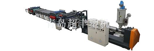 板片材生产线厂家解析塑料板片材生产线中注塑机的维修环节