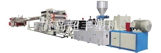 塑料板片材生产线能生产的塑料板材种类有哪些
