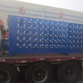 塑料拉丝机发往河南